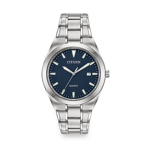 Citizen men 39 s stainless steel watch bi0951 58l for Watches kohls