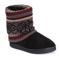 Women's MUK LUKS Raquel Boot Slippers