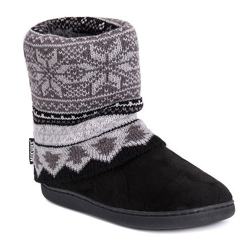 c54895f7973 Women s MUK LUKS Raquel Boot Slippers
