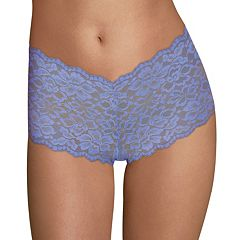 Maidenform Allover Lace Cheeky Boyshort Panty DMCLBS