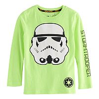 Boys 4-7x Star Wars a Collection for Kohl's Stormtrooper Glow in the Dark Graphic Tee