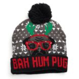 Boys 4-20 Holiday Light-Up Pom-Pom Hat