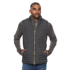 Men's Realtree Quilted Vest