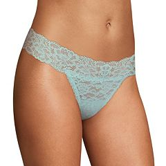 Maidenform Allover Lace Thong Panty DMESLT