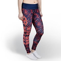 Women's Boston Red Sox Static Rain Leggings