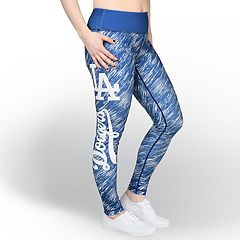 Women's Los Angeles Dodgers Static Rain Leggings