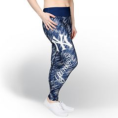Women's New York Yankees Static Rain Leggings