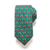 Men's Chaps Holiday Stretch Tie