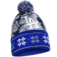 Adult Forever Collectibles Los Angeles Dodgers Light Up Beanie