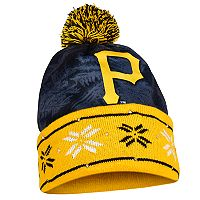 Adult Forever Collectibles Pittsburgh Pirates Light Up Beanie