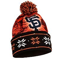 Adult Forever Collectibles San Francisco Giants Light Up Beanie
