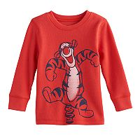 Disney's Tigger Baby Boy Thermal Long Sleeve Tee by Jumping Beans®