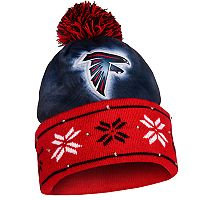 Adult Forever Collectibles Atlanta Falcons Light Up Beanie