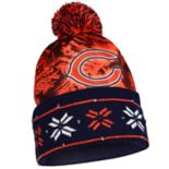 Adult Forever Collectibles Chicago Bears Light Up Beanie