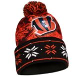 Adult Forever Collectibles Cincinnati Bengals Light Up Beanie