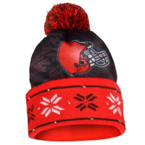 Adult Forever Collectibles Cleveland Browns Light Up Beanie