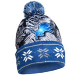 Adult Forever Collectibles Detroit Lions Light Up Beanie