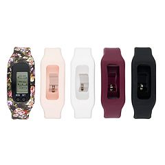 B-Fit Women's Activity Tracker & Interchangeable Band Set - BA2503BK598-078
