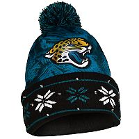 Adult Forever Collectibles Jacksonville Jaguars Light Up Beanie