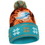 Adult Forever Collectibles Miami Dolphins Light Up Beanie