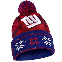 Adult Forever Collectibles New York Giants Light Up Beanie