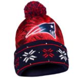 Adult Forever Collectibles New England Patriots Light Up Beanie