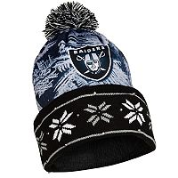 Adult Forever Collectibles Oakland Raiders Light Up Beanie