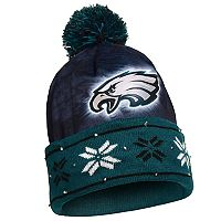 Adult Forever Collectibles Philadelphia Eagles Light Up Beanie