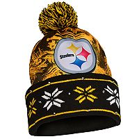 Adult Forever Collectibles Pittsburgh Steelers Light Up Beanie