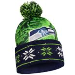 Adult Forever Collectibles Seattle Seahawks Light Up Beanie