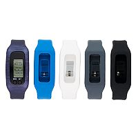 B-Fit Men's Activity Tracker & Interchangeable Band Set - BA5447BK599-078