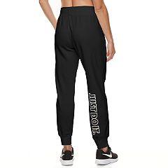 Women's Nike Cuffed Metallic Fleece Pants