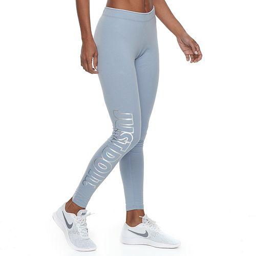 Women's Nike Metallic Leggings