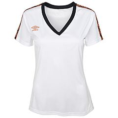 Women's Umbro Running Diamond V-Neck Tee