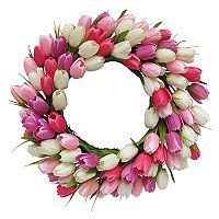 SONOMA Goods for Life™ Artificial Tulip Wreath