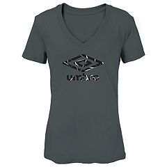 Women's Umbro Crackle Logo Graphic Tee