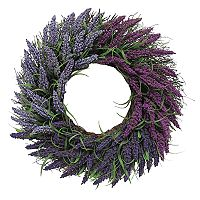 SONOMA Goods for Life™ Artificial Lavender Wreath