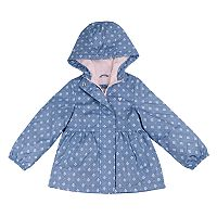 Baby Girl Carter's Midweight Fleece-Lined