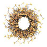 SONOMA Goods for Life™ Artificial Forsythia Wreath
