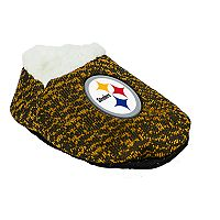 Baby Forever Collectibles Pittsburgh Steelers Bootie Slippers