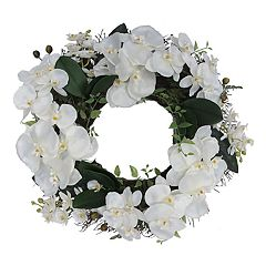 SONOMA Goods for Life™ Artificial Orchid Wreath