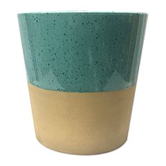 SONOMA Goods for Life™ Large Speckled Outdoor Stoneware Planter