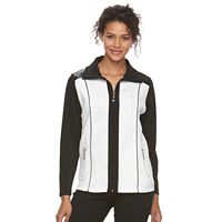 Women's Cathy Daniels Colorblock Quilted Jacket