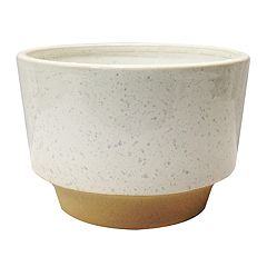 SONOMA Goods for Life™ Small Outdoor Stoneware Planter
