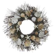 SONOMA Goods for Life? Artificial Shell & Starfish Coastal Wreath