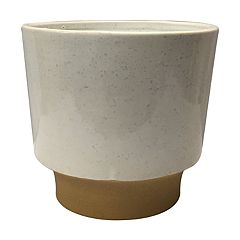 SONOMA Goods for Life™ Large Outdoor Stoneware Planter