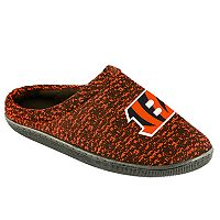 Men's Forever Collectibles Cincinnati Bengals Slippers