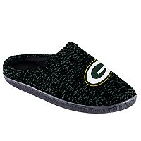Men's Forever Collectibles Green Bay Packers Slippers