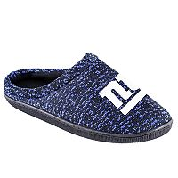 Men's Forever Collectibles New York Giants Slippers