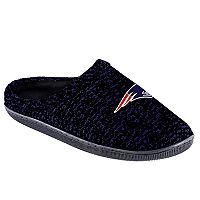 Men's Forever Collectibles New England Patriots Slippers